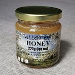 Jar of ALLOT Honey, 227g